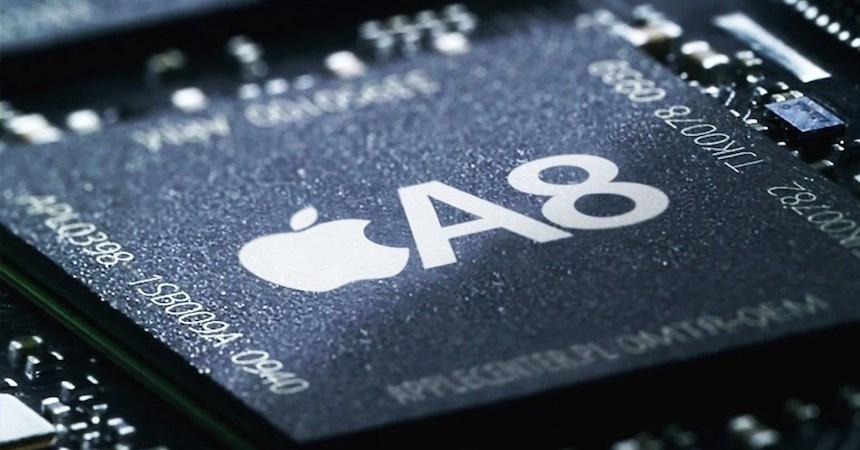 Nuevo chip de Apple