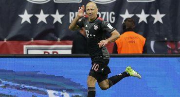 Checa el par de golazos con los que el Bayern remontó de último minuto