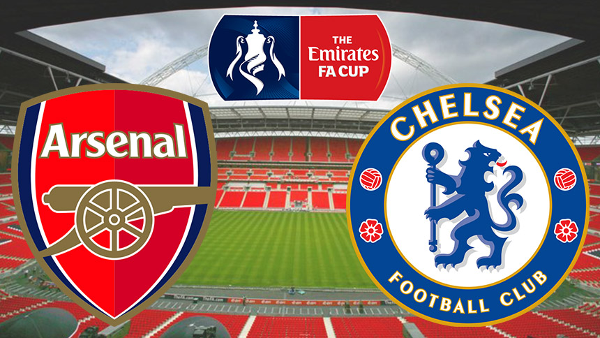 Arsenal vs Chelsea FA Cup