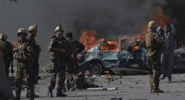 Atentado en zona diplomática de Kabul deja saldo de 80 muertos y 350 heridos