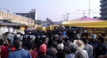Balacera en inmediaciones del Mercado de Sonora deja 3 muertos