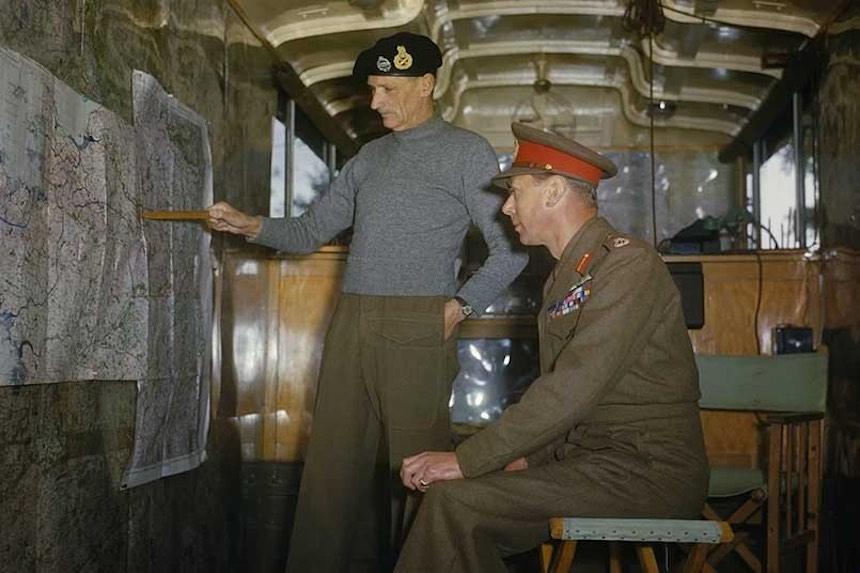 Segunda Guerra Mundial - Bernard Montgomery
