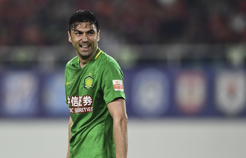 Guangzhou Evergrande v Beijing Guoan - China Super League
