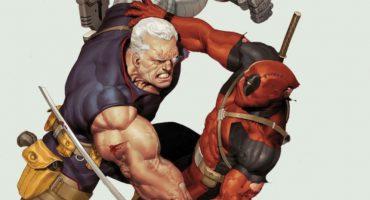 Josh Brolin se pone a presumir sus cañones para Deadpool 2