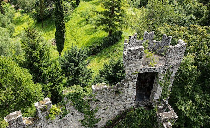 Italia - Castillo viejo