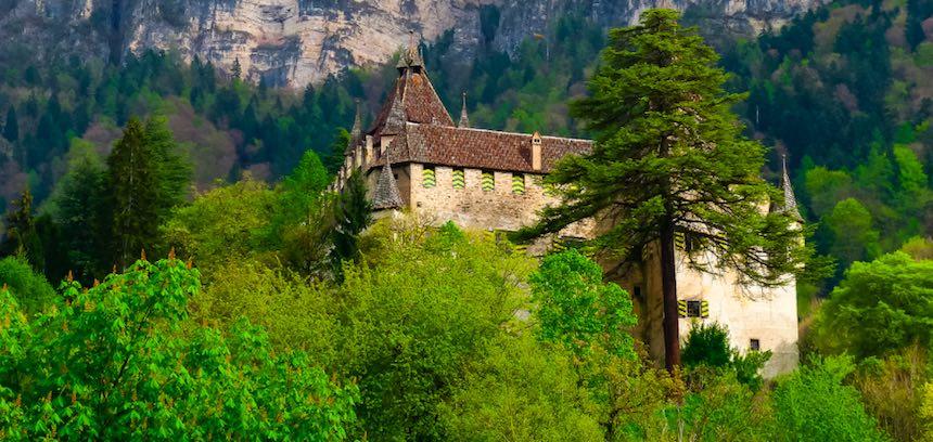 Castillo viejo - Italia