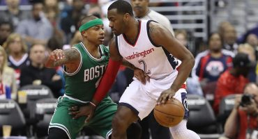 Boston Celtics v Washington Wizards