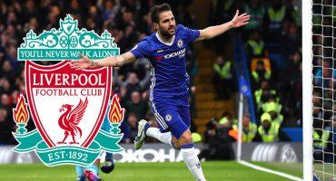 ¡Fábregas suena para reforzar al Liverpool!