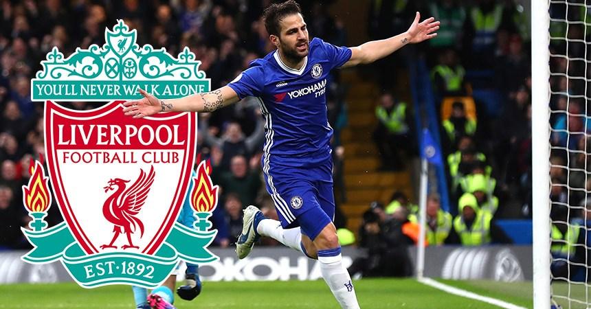 Cesc Fábregas al Liverpool