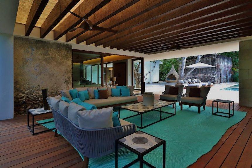 Yucatán - la bella arquitectura de su mejor hotel