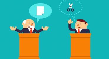 ¿Querían debates en intercampaña? Quédense con las ganas, porque INE ya dijo que no