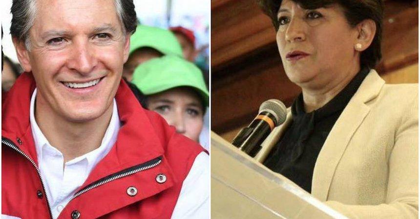 Las elecciones en el Edomex se volvieron una carrera de dos, según encuesta