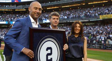 Adiós a un grande: Los Yankees retiran el  número de Derek Jeter