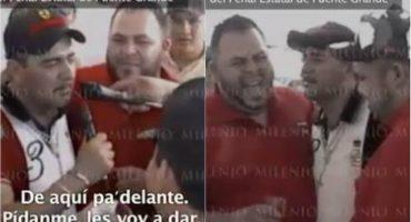 Narcopachangón: Cártel de Jalisco arma jolgorio en Puente Grande