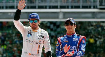 Así le fue a Fernando Alonso en las 500 millas de Indianápolis