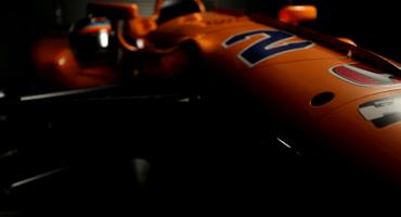 Así se ve el coche de Fernando Alonso para las 500 millas de Indianápolis