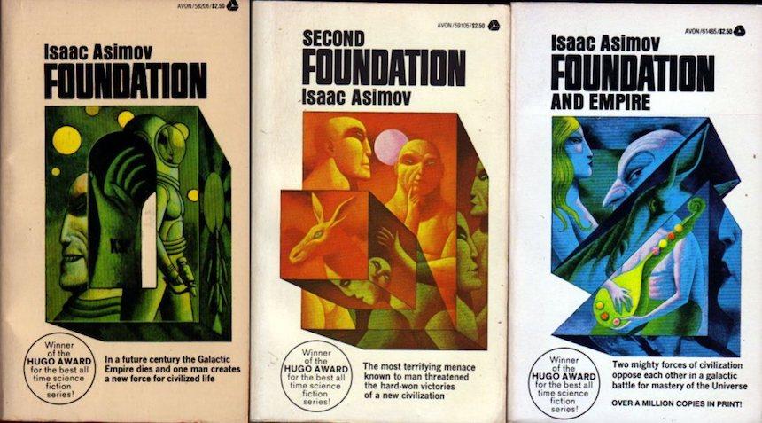 Foundation - Recomendación literaria de Elon Musk