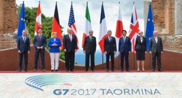 Conclusiones del G7: equilibrio roto, inmigrantes esperando y bloqueos de Trump