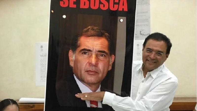 Campaña para localizar a Gabino Cué