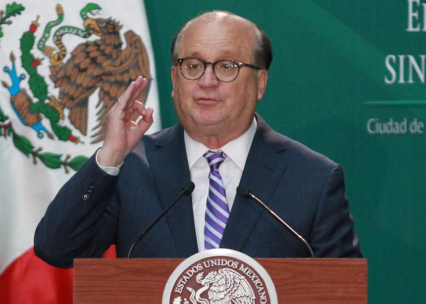 Graco Ramírez, gobernador de Morelos