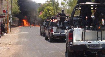 Guerrero: para exigir mejoras laborales, policías hicieron paro... gobierno ordenó su despido