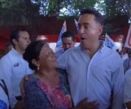 El candidato del PAN a gubernatura de Coahuila, Guillermo Anaya