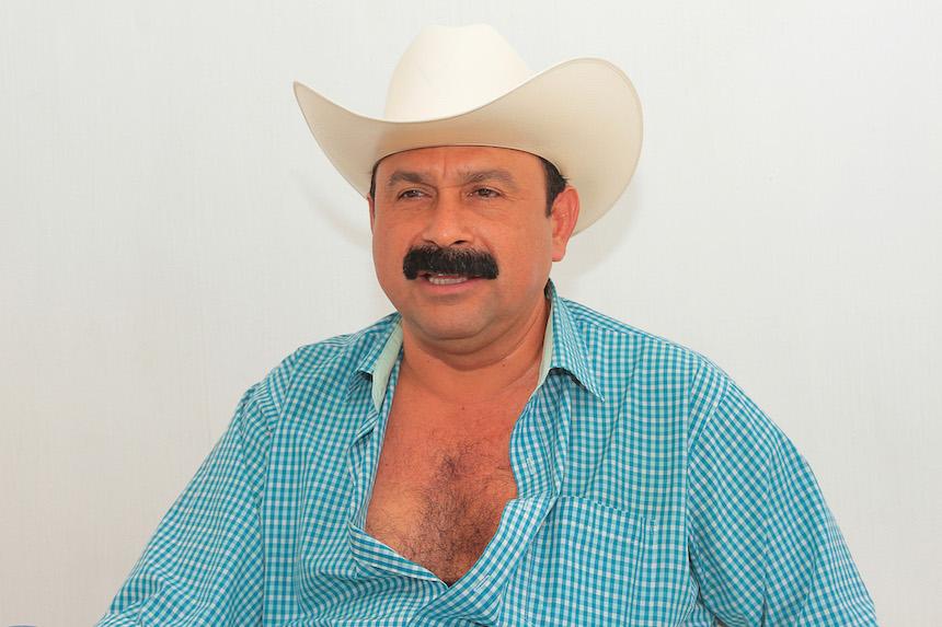 Hilario Ramírez 'Layín', candidato a la gubernatura de Nayarit