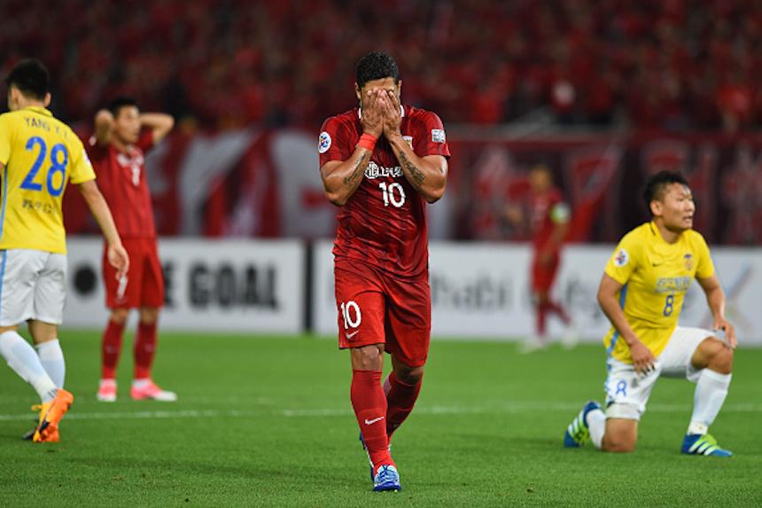 Shanghai SIPG v Jiangsu Suning - AFC Champions League