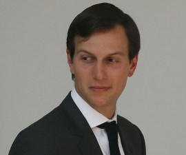 FBI investiga a Jared Kushner, yerno de Trump, por vínculos con Rusia