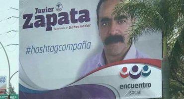 La absurda historia detrás de Javier Zapata y el #hashtagcampaña