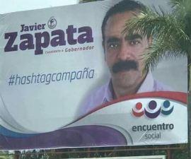 #hashtagcampaña - La absurda campaña electoral de Javier Zapata