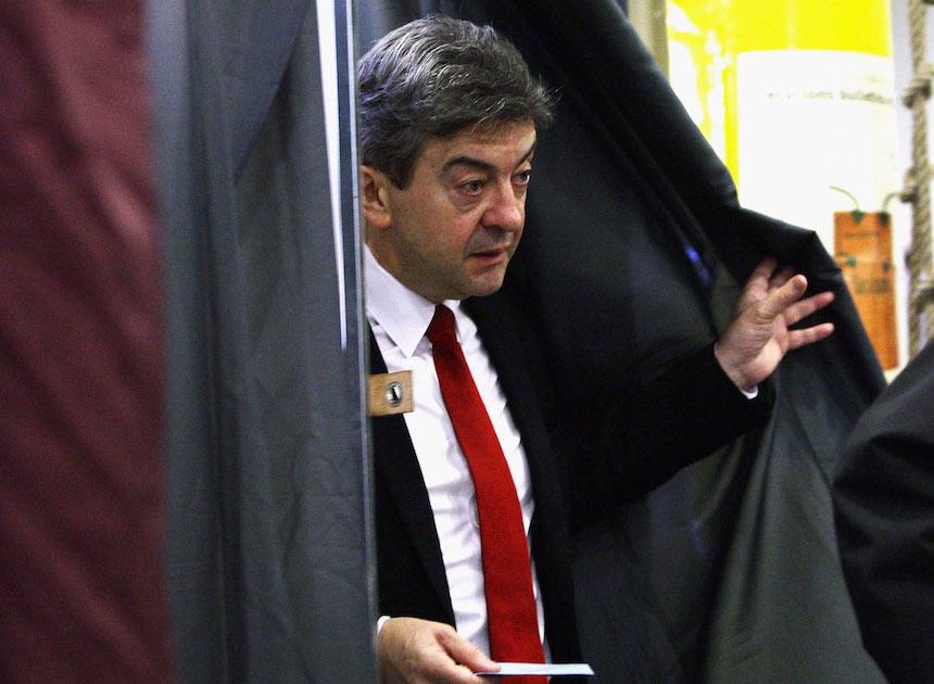 Jean Luc Melenchon, excandidato a la presidencia de Francia