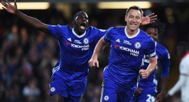 John Terry anota y el Chelsea derrota al Watford en un partidazo
