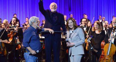 El legendario John Williams recibe tributo acapella en Harvard