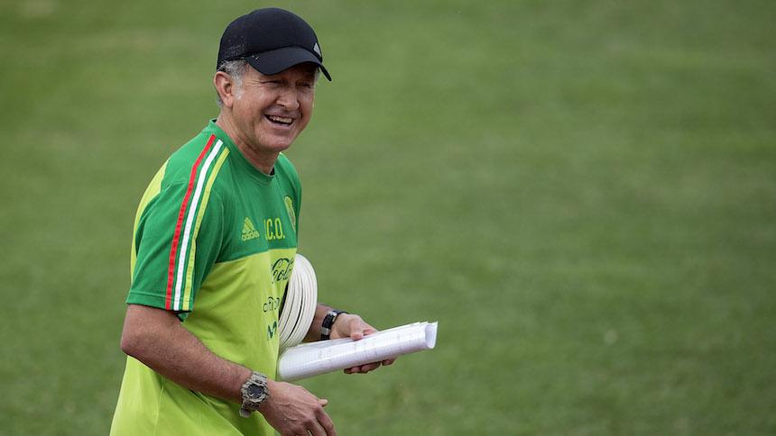 """Tómala: El técnico del Porto llama """"ridículo"""" a Juan Carlos Osorio"""