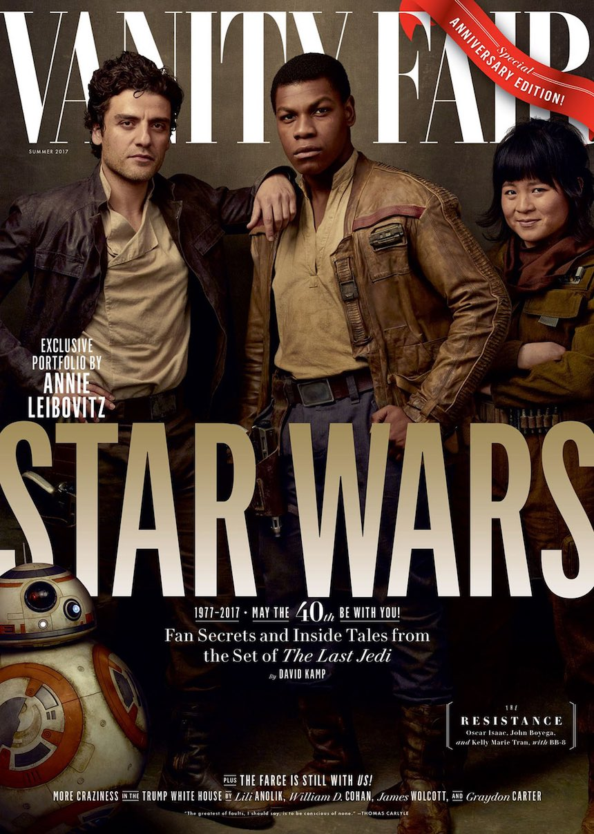 Vanity Fair Star Wars: The Last Jedi