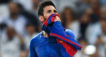 Checa la impresionante colección de playeras de Lionel Messi