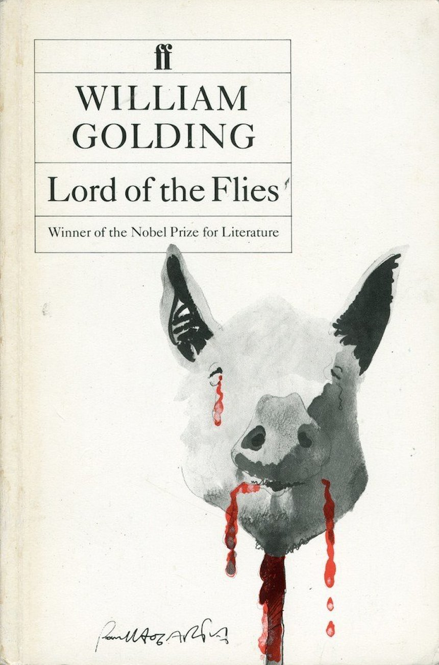 Lord of the Flies - Libro recomendado por Elon Musk