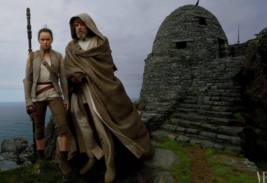 The Last Jedi - Lue y Rey