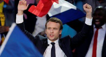 Francia ya tiene presidente: Emmanuel Macron gana las elecciones