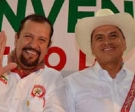 Manuel Cota y Roberto Sandoval