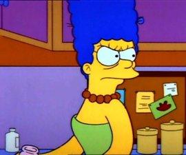 Marge Simpson - Estrés
