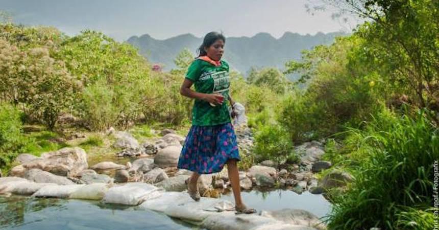Corredora Tarahumara
