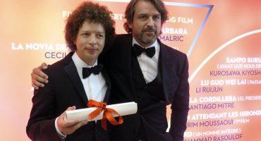 Michel Franco se lleva el Premio Una Cierta Mirada en Cannes
