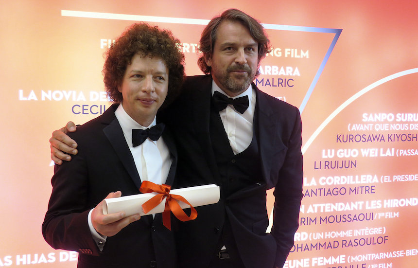 Michel Franco en Cannes