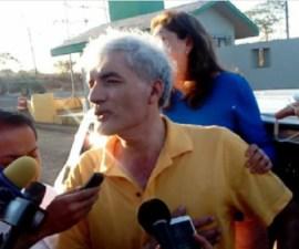José Manuel Mireles en libertad