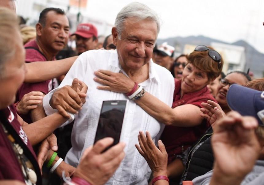 Andrés Manuel López Obrador se posiciona contra ideas de Trump