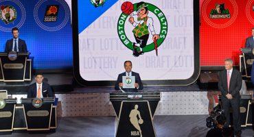 ¿Quién ganó y quién perdió en la lotería de la NBA?