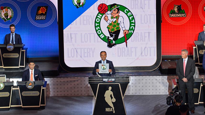 Lotería de la NBA