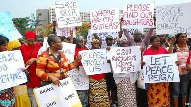 #BringBackOurGirls: Boko Haram libera niñas secuestradas en 2014